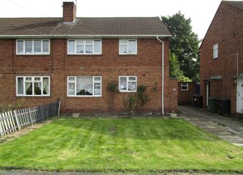 Thumbnail 1 bedroom flat for sale in Renton Road, Oxley, Wolverhampton