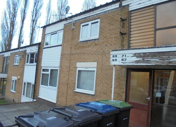 Thumbnail 1 bed flat to rent in Braceby Avenue, Moseley
