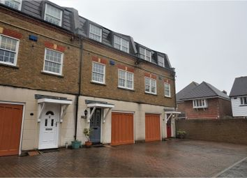 Thumbnail 3 bed terraced house for sale in Pierpoint Mews, Eastbourne