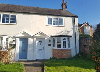 Thumbnail 2 bed semi-detached house for sale in High Street, North Marston, Buckingham