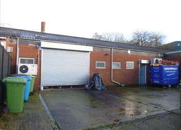 Thumbnail Light industrial for sale in Unit 2, Summers Street, Chadderton, Oldham