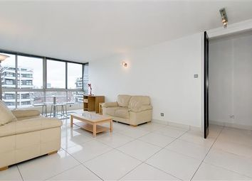 Thumbnail 1 bed flat for sale in The Quadrangle Tower, Cambridge Square, London