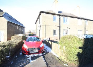 Thumbnail 2 bed flat for sale in 8 Droverhall Avenue, Crossgates, Cowdenbeath, Fife