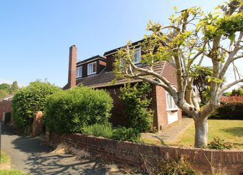 Thumbnail 4 bed detached house to rent in Sandyfield Crescent, Waterlooville