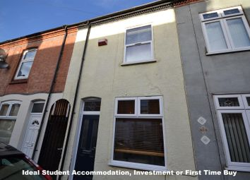 Thumbnail 3 bedroom terraced house for sale in Clifton Road, Leicester
