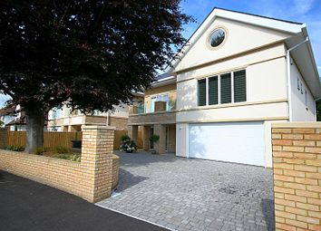 Thumbnail 6 bed detached house for sale in St. Clair Road, Canford Cliffs, Poole