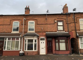 Thumbnail 3 bed terraced house to rent in Charles Road, Bordesley Green, Birmingham