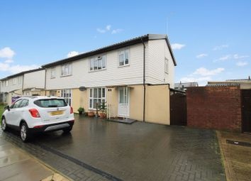Thumbnail 3 bed semi-detached house for sale in Ruislip Road, Greenford