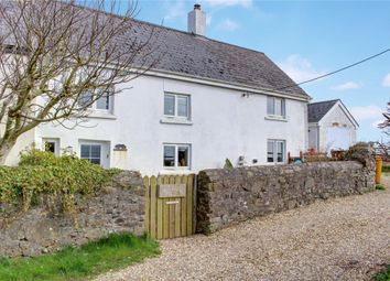 Thumbnail 4 bed semi-detached house for sale in Burrington, Umberleigh