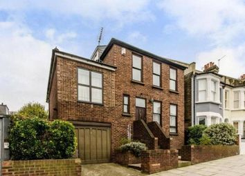 Thumbnail 4 bed detached house to rent in Burrard Road, West Hampstead