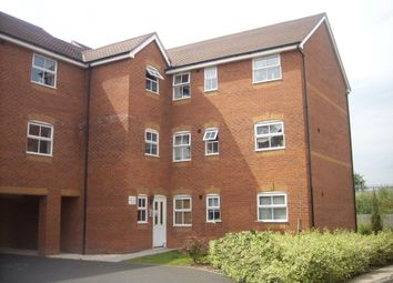 Thumbnail 2 bed flat to rent in Huskinson Drive, College Gate, Hereford