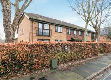 Thumbnail 2 bed flat for sale in St. Georges Road East, Aldershot, Hampshire