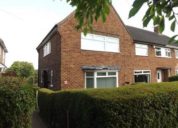 Thumbnail 3 bed end terrace house for sale in Havenwood Rise, Clifton, Nottingham