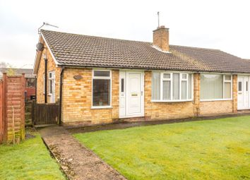 Thumbnail 2 bedroom semi-detached bungalow for sale in Eastlands Avenue, York