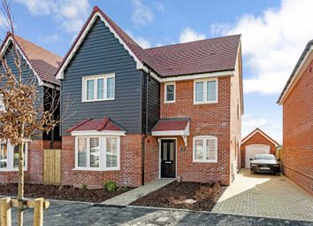 Thumbnail 4 bedroom detached house for sale in Worthing Road, Southwater, Horsham