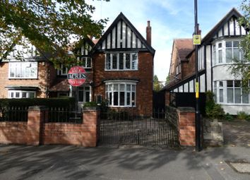 Thumbnail 4 bed semi-detached house for sale in Frederick Road, Wylde Green, Sutton Coldfield