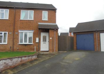 Thumbnail 3 bedroom semi-detached house for sale in Columbine Way, Donnington, Telford