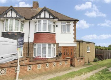 Thumbnail 3 bed property for sale in Pinglestone Close, Harmondsworth, West Drayton