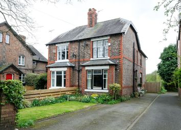 Thumbnail 3 bed semi-detached house for sale in Mill Lane, Lymm