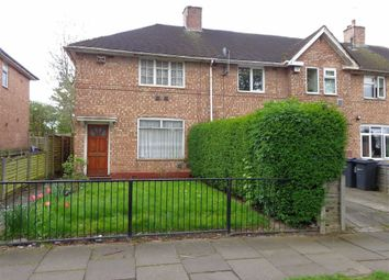 Thumbnail 3 bed end terrace house for sale in Folliott Road, Kitts Green, Birmingham