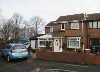 Thumbnail 4 bed semi-detached house for sale in Vernon Close, Lytton Park, South Shields