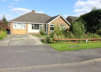 Thumbnail 3 bed bungalow for sale in Low Church Road, Middle Rasen