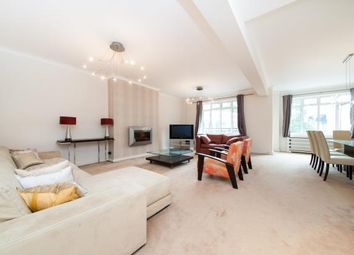 Thumbnail 3 bed flat for sale in Lancaster Terrace, London