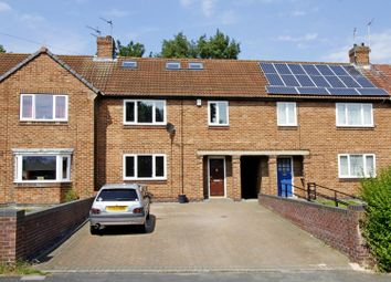 Thumbnail 4 bed terraced house for sale in The Knoll, York