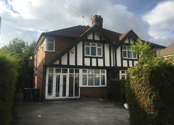 Thumbnail 3 bed property to rent in Queens Road East, Beeston, Nottingham