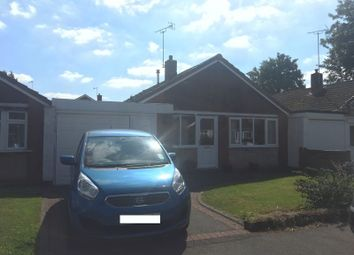 Thumbnail 2 bed bungalow to rent in Ashley Gardens, Codsall, Wolverhampton