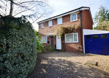 Thumbnail 2 bedroom semi-detached house to rent in Royle Green Rd, Northenden, Manchester