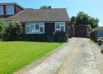 Thumbnail 2 bed semi-detached bungalow for sale in Vale Road, Stratton, Cirencester