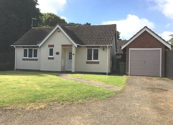 Thumbnail 2 bed detached bungalow for sale in Walsingham Court, Leverington, Wisbech