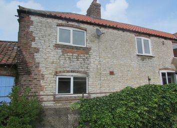 Thumbnail 2 bed property to rent in White House Cottages, Foxholes, Driffield