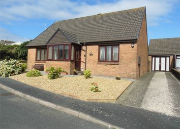 Thumbnail 2 bed detached bungalow for sale in Ropeyard Close, Fishguard, Pembrokeshire