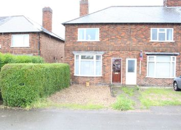 Thumbnail 2 bed end terrace house for sale in Blaby Road, Wigston, Leicestershire