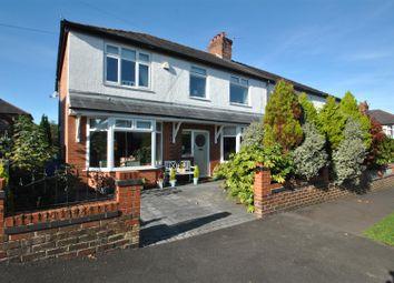 Thumbnail 4 bed semi-detached house for sale in Walton Heath Road, Walton, Warrington
