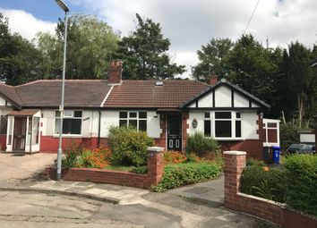 Thumbnail 2 bed bungalow to rent in Kenslow Ave, Crumpsall
