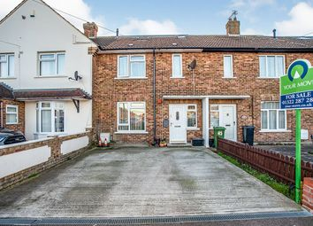 Thumbnail 3 bed terraced house for sale in Wellcome Avenue, Dartford, Kent