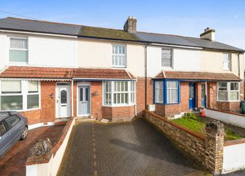 Thumbnail 3 bed terraced house for sale in Chudleigh Road, Kingsteignton, Newton Abbot