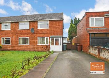 Thumbnail 2 bed maisonette to rent in Clayhanger Road, Brownhills, Walsall