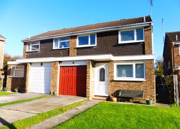 Thumbnail 3 bedroom semi-detached house for sale in Harrow Close, Swindon