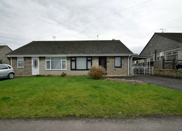Brockley Road, Leonard Stanley, Stonehouse GL10. 2 bed semi-detached bungalow for sale