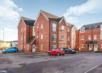 Thumbnail 2 bed flat for sale in Chamberlain Close, Uttoxeter