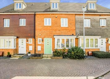 Thumbnail 4 bed terraced house for sale in Dunnock Drive, Leighton Buzzard