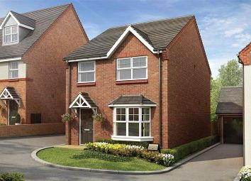 Thumbnail 4 bed detached house for sale in Rozman Park, Leigh, Greater Manchester