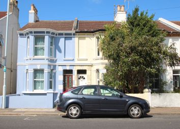 Thumbnail 3 bed terraced house to rent in 130 Tarring Road, Worthing