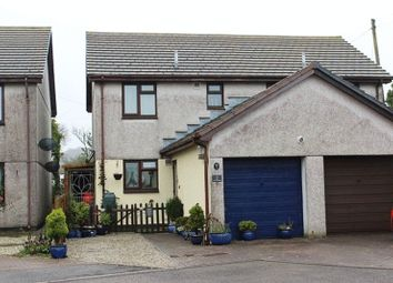 Thumbnail 3 bed semi-detached house for sale in Tor View, Bugle, St. Austell