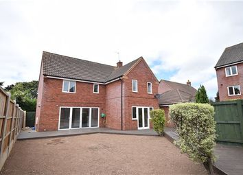 Thumbnail 4 bedroom detached house for sale in Badminton Road, Downend, Bristol