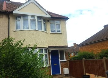 Thumbnail 1 bed flat to rent in Mogden Lane, Isleworth